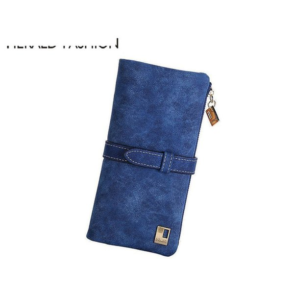good quality Wallet Women Top Quality Leather Wallet Female Multifunction Purse Long Big Capacity Card Holders Coin Purse
