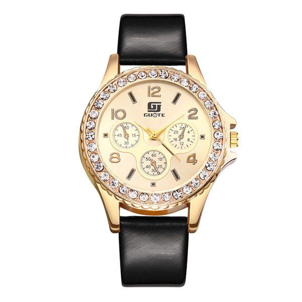 Relojes Mujer 2019 Kadın Saatler Kişilik romantik yıldızlı gökyüzü Bilek İzle Rhinestone Tasarım Bayanlar Saat 618