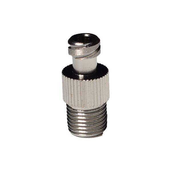 top popular 1 8 syringe barrel luer lock adapter with screw end optional for liquid ,glue subpackaging 2021