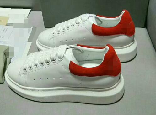 #8 white red