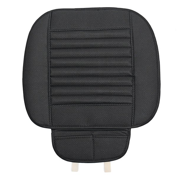 Car Breathable PU Leather Seat Cushion Universal Auto Front Chair Seat Cover Mat Pad