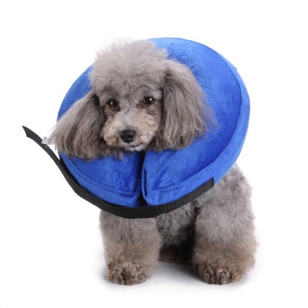 Collare gonfiabile per cani Collari per cani con collare protettivo
