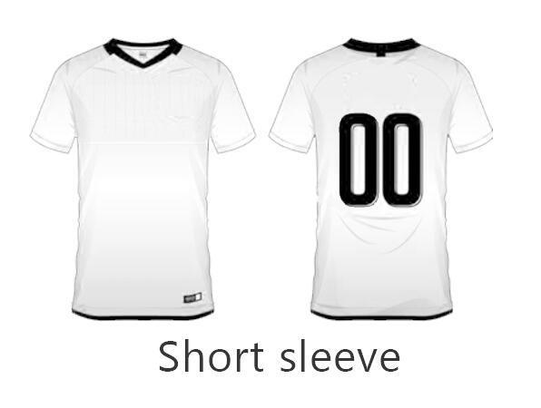 Jersey de futebol