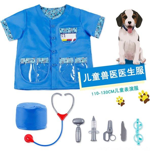K-0045 Children # 039; s Vestuário Veterinária