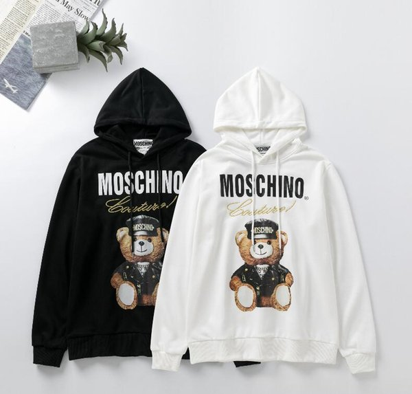 New 2018 Europe Itay Autumn Fashion Men Women Future Luxury Hoody long sleeve Story Sweatshirts Cotton Hooded Pullover Hoodie