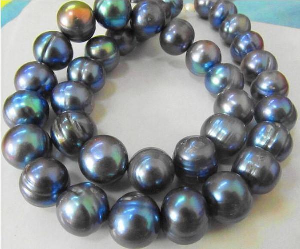 Gioielli collana di perle ENORME NATURALE MARE DEL SUD 18