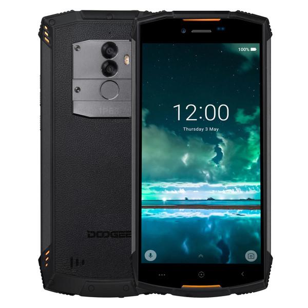 DOOGEE S55 Lite waterproof IP68 Smartphones 2GB RAM 16GB ROM Android 8.1 MTK6739 Dual SIM Dual 4G LTE Cell phones