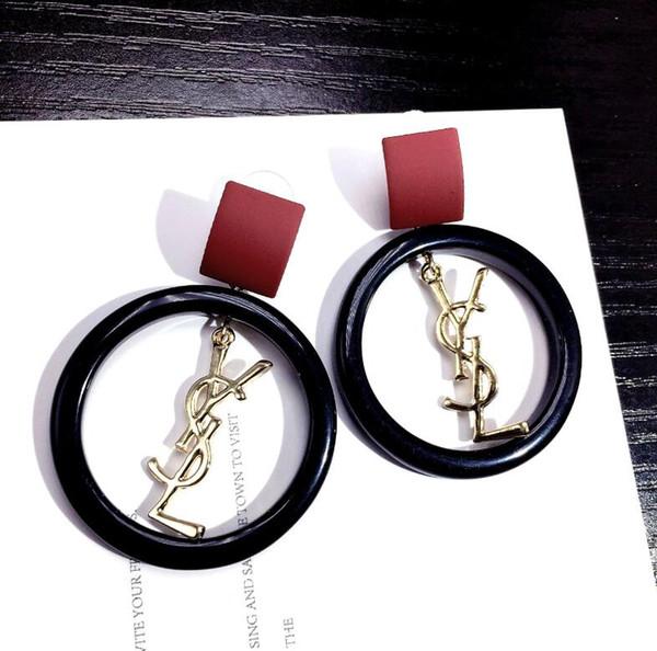 Moda tasarımcısı tam elmas süper pırıltılı kamelya çiçek inci kolye kadın kızlar için damızlık bırak dangle küpe