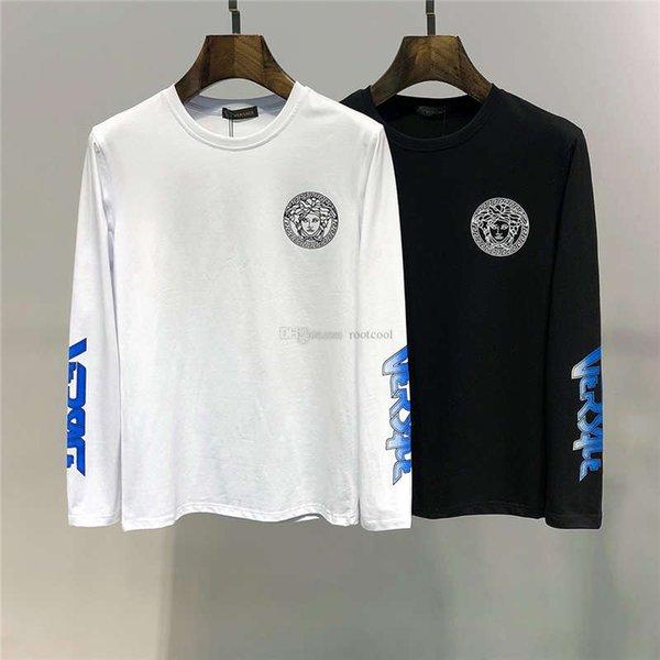2019 Ankunfts-hochwertige Medusa Marke Designer Herrenbekleidung Straße Hoodies Langarm Sweatshirts M-3XL 5211