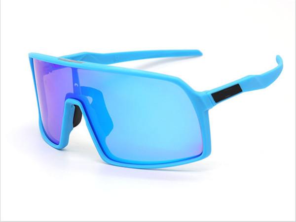 9405 синяя рамка синяя линза