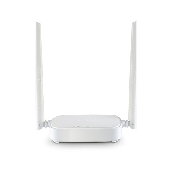 Tenda N301 Wireless WIFI Router WI-FI Repeater Booster Extender Home Network RJ45 4 Ports 300Mbps Russian and English Version