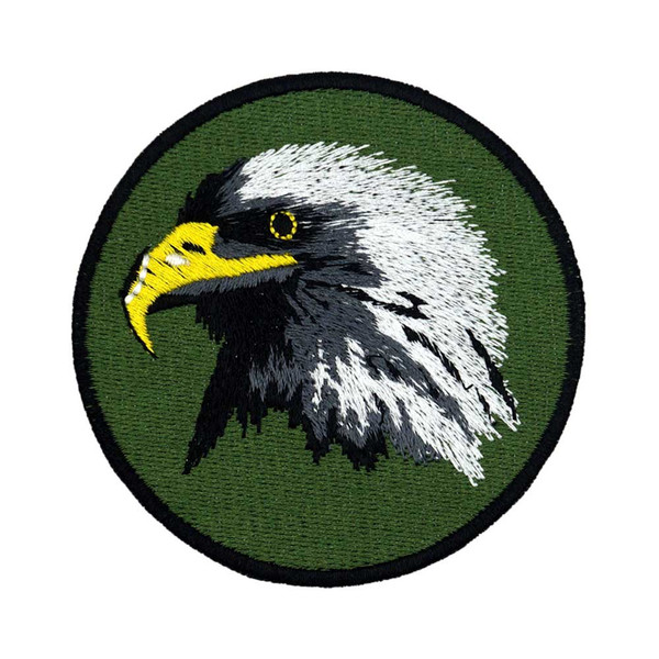 USA ARMY eagle embroidered iron on backing motorcycle biker patch badge for jacket jeans bags vest 10 pieces /LOT