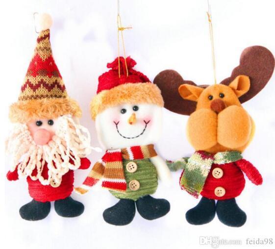 Christmas decoration, creative big brother, Christmas gifts, Christmas decorations, gifts 20pcs/lot L958