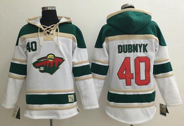# 40 Dubnyk White