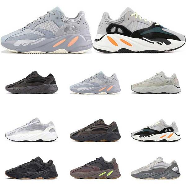 2019 Newsale Mens Women running shoes UTILITY BLACK Tephra INERTIA Salt Wave Runner Geode BLUSH Outdoor Sports Sneaker size 36-45