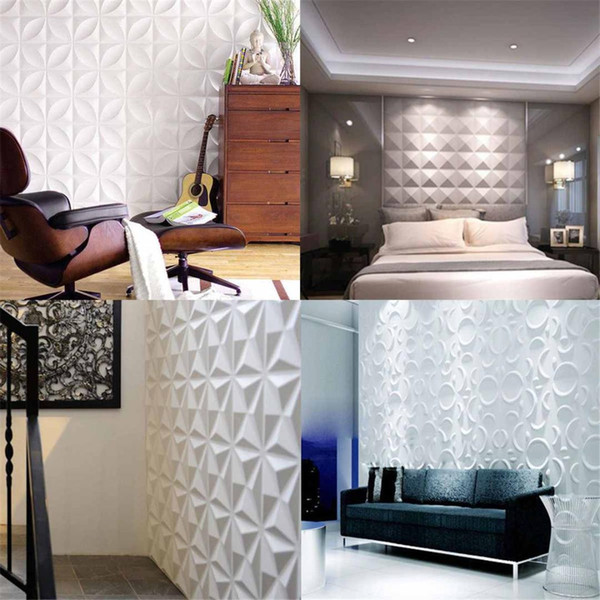 3D Wall Panel Ceiling Tiles Wallpaper Geometric Art Stickers TV Background  Home Living Room Decoration Wall Treatment Hd Hd Wallpapers Hd High Quality  ...