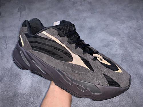 2019 Оптовые 700 Vanta Wave Runner Kanye West Black 3M Светоотражающие кроссовки Мужчины женщины на о