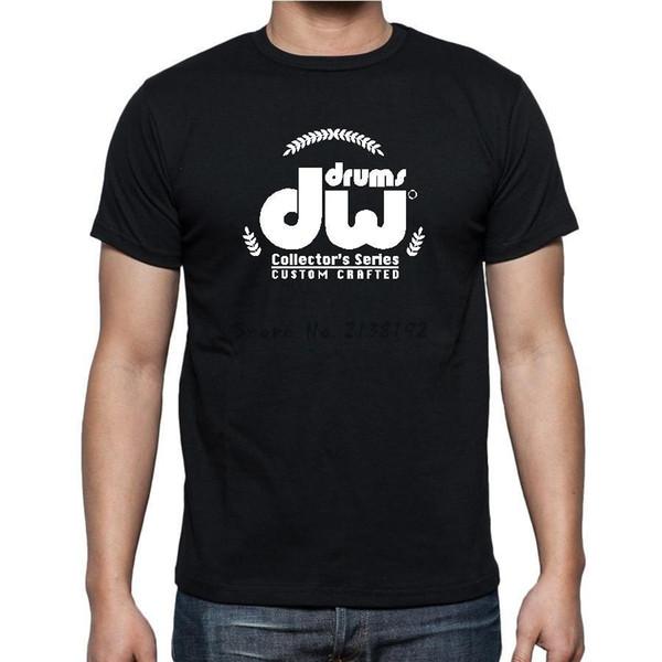 Барабан-музыкальный инструмент смокинг рубашка мужская топ тройники летний стиль teeshirt мужские новые хлопчатобумажные футболки