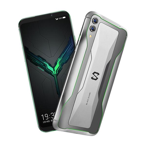 Original Xiaomi Black Shark 2 8GB 128GB Gaming Phone Snapdragon 855 Octa Core Dual Camera 48 + 12MP 4000mAh Juego Smarphone