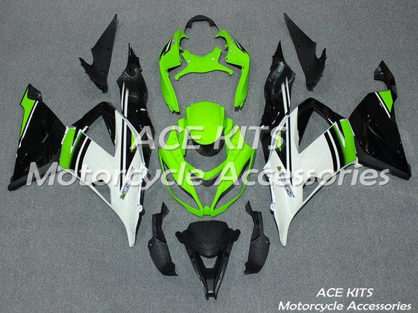 ACE Motorcycle Fairings For Kawasaki Ninja ZX6R 2013 2014 2015 2016 Compression or Injection Bodywork A variety of color No.742