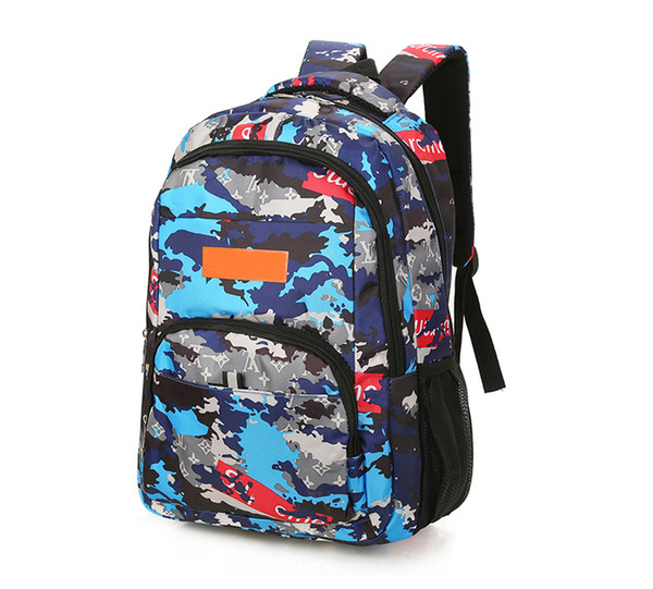 Luxury Famous Designer Backpack Women Men SUP Backpack Casual Student School Bags Teenagers High Quality Moster Cute Shoulder Bags