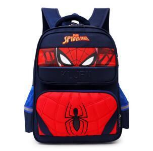 Cartoon children schoolbag Boy school Backpack Suitable for 6-12 years old kids bag Gift bag Casual Rucksack