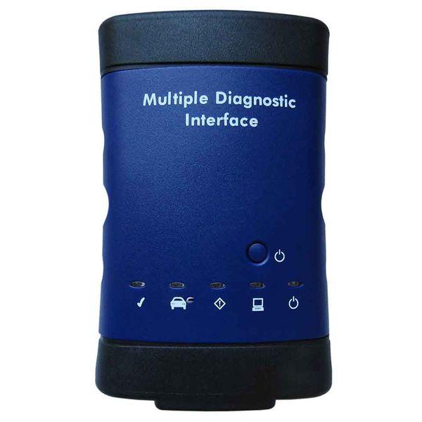 2018 nouveau scanner d'interface diagnostique multiple de G-M MDI WIFI scanner multi-langue d'outil de diagnostic de voiture de Mdi Opel Obd2