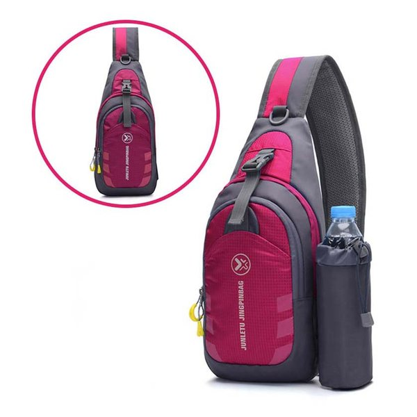 Unisex Brusttasche Damen Herren Waistpacks Fanny Mode Corssbody Kasten Taille Gürteltasche Corss Körper Sport Packs Sling Umhängetasche B102039J