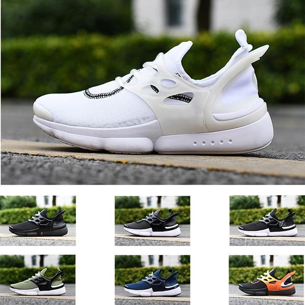 Presto 6 zapatos corrientes, los mejores para hombre formadoras deportes atléticos zapatos para los hombres calcetín dardo, la zapatilla de deporte de zapatos moda mujer hermosa 36-45 correr