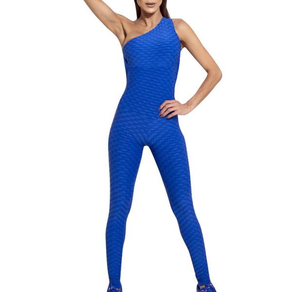 Set di sport da donna Tuta da ginnastica senza schienale Collant da fitness Tute Costume Yoga Suit Palestra Tuta da ginnastica Set da palestra
