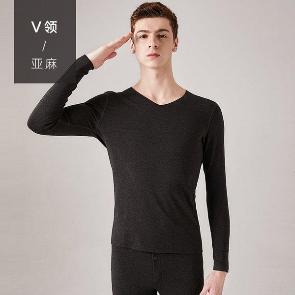 homens # 039; s V-neck-roupa