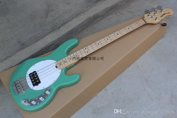 Musical Instruments 4 strings bass music man stingRay electric bass guitar with 9V Battery initiative to pickups