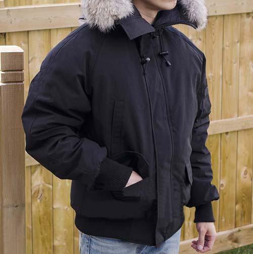 best selling Winter Down Parkas Hooded Bomber Jackets Zippers Brand Designer Jacket Men Warm Coat Canadian Outdoor Parka Green Online