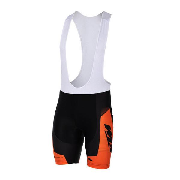 2019 KTM takım bisiklet şort yaz tarzı Nefes dağ bisikleti Yarış Bisikleti Spor Hızlı Kuru Sportwear adam Ropa Ciclismo C2702