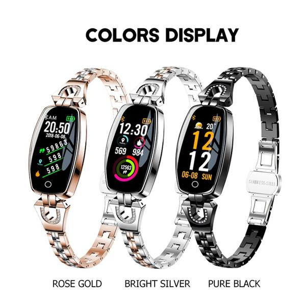 H8 Smart bracelet_Mix color