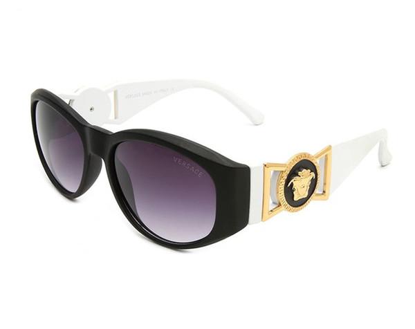 Home Moda Accessori Occhiali da sole Dettagli sul prodotto Occhiali da vista in vetro di design Occhiali da sole in metallo di alta qualità Occhiali da sole Uomo Occhiali Wome