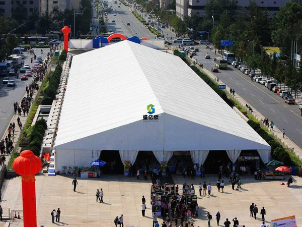 New products outdoor event marquee tent for sale , second hand tent New Conference Marquee Outdoor Trade Show Event Tent For Car Show