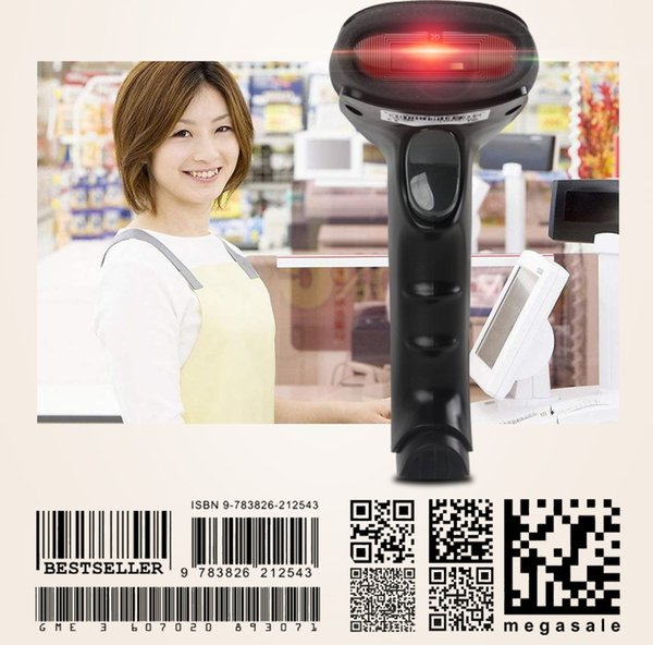 top popular Turkish pharmaceutical industry 2D barcode scanner, Wired QR Data traix code, PDF417 Line Code for Reverse and Normal Code 130T 2019