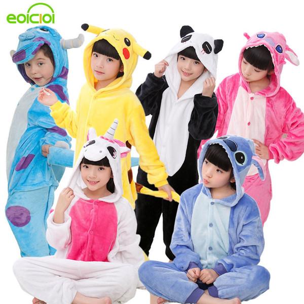 Christmas Pajamas Onesie.Christmas Pajamas Kids Boys Girls Pijama Children S Onesie Cosplay Animal Totoro Unicornio Pikachu Dinosaur Panda Pyjama Enfant J190520 Boy Pajamas
