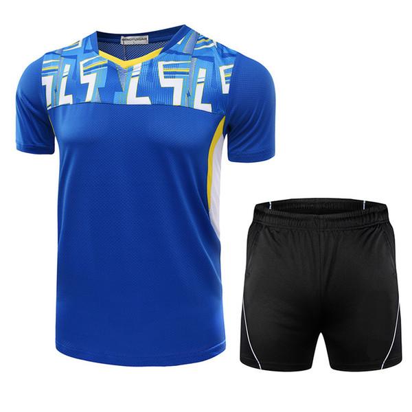 Compre 2019 Nuevos Juegos De Badminton Camisetas De Tenis Para