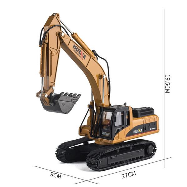 no package Excavator