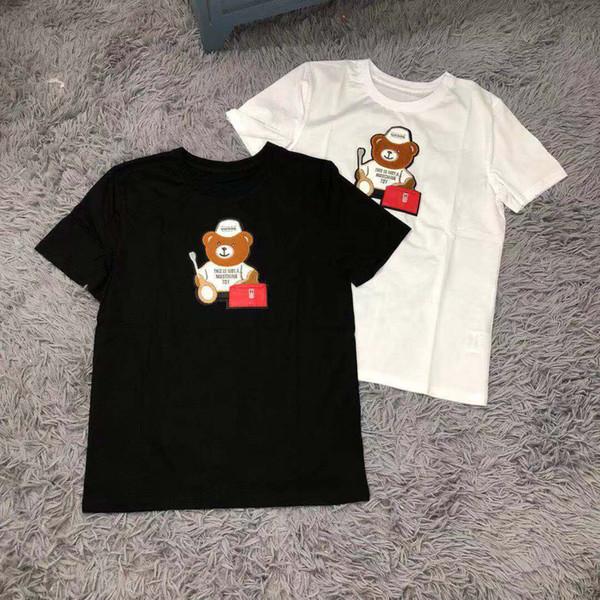 Color múltiple SelectaDesigner Camiseta para hombre Camisetas de Calidad Superior Nuevo Fm'nem'necashion Zapatos de Marea Impreso Hombres Camiseta Camisetas Tops Hombres T1062