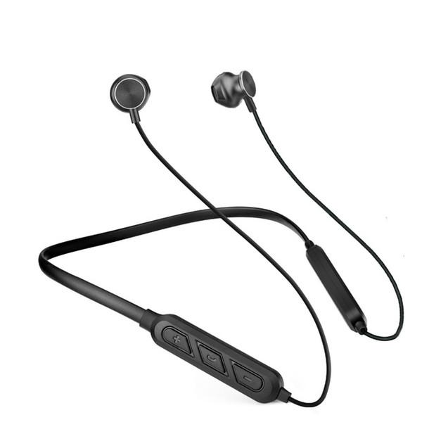 DHL Verschiffen X7 plus Bluetooth Kopfhörer eingebautes Mic drahtloses leichtes Neckband Sport Kopfhörer earbuds Stereoauriculares