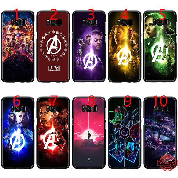 coque galaxy s9 avengers