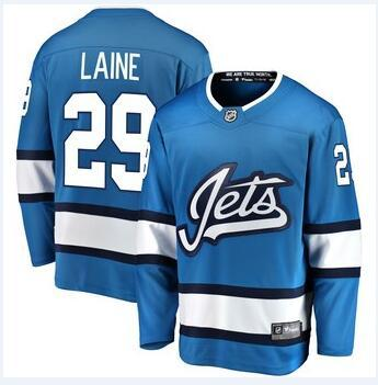 online store 85806 7cc93 2019 2019 Cheap Hockey Jerseys Winnipeg Jets Patrik Laine Custom USA Ice  Hockey Jersey Blank Store Youth Kids Winter Classic DHL Women Kid 4xl From  ...