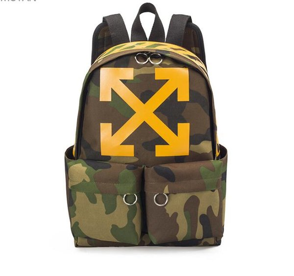 Men's backpack Cross-border supply 2019 new urban casual backpack men and women couple backpack small fresh student leisure bag