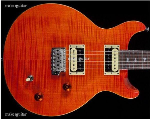 Bela melhor guitarra Reed Personalizado guitarra elétrica vermelha