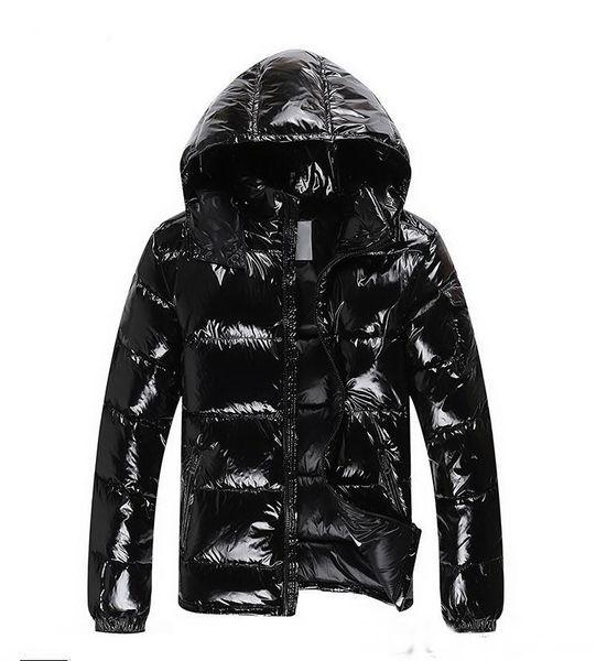 Acheter Mode Hommes Casual Down Jacket MAYA Down Manteau Hommes En Plein Air Chaud Plume Dress Homme Manteaux D'hiver Outwear Vestes Parkas De $81.22