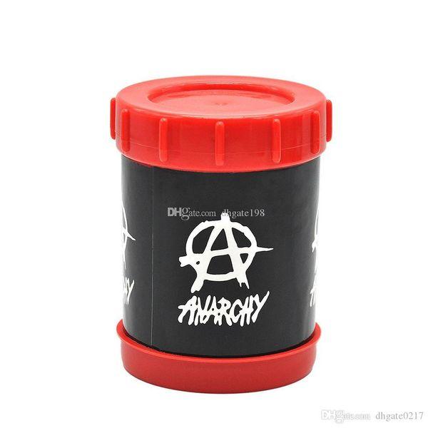 top popular Smoking Tobacco Pollen Presser Shaker Pollen Sifter Box New Micro Mesh Stash Can Safe Shaker 2021