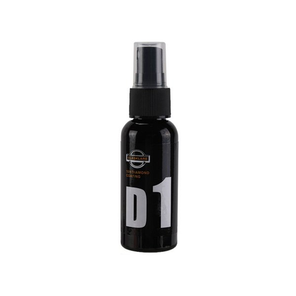 50ml Car Paint Care Auto Nano Lacquer Plated Crystal Liquid Glass Super Hydrophobic Coating 10 H Diamond Plated Crystal
